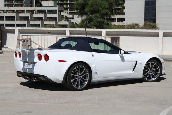 "This 2013 Chevy Corvette 427 convertible is the last (and possibly best) of the C6 Corvettes. It starts at $75,925. Read <a href=""http://articles.latimes.com/2012/oct/27/business/la-fi-mo-autos-fac-chevy-corvette-427-20121027""><span class=""center_label"">our review</span></a>."