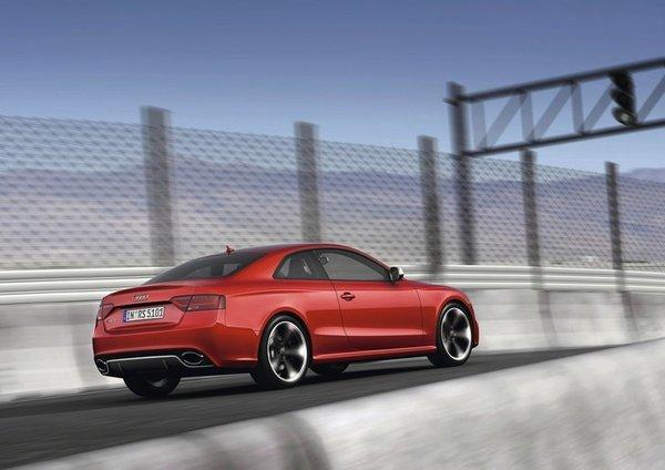 Audi's 414-horsepower RS5 starts at $68,900.
