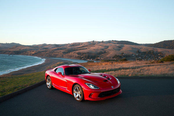 "At $97,395, the SRT Viper is the most expensive car on the list. Says Hagerty: ""The redesigned coupe has more power than ever with its 8.4 liter V10 engine, 640 horsepower and absurd 600 lb-ft of torque — 'the most torque of any naturally aspirated engine currently produced,' according to Chrysler. We applaud the Viper as one of the last living examples of the once-celebrated mantra of ""there is no replacement for displacement.' """
