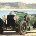 1928 Bentley 4 1/2 liter Semi LeMans Tourer