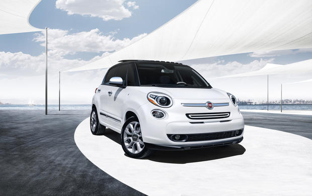The all-new Fiat 500L.