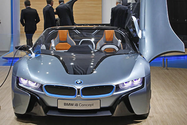 BMW says the roadster will do 0-60 in 4.9 seconds.