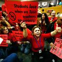 Recent company layoffs - LAUSD