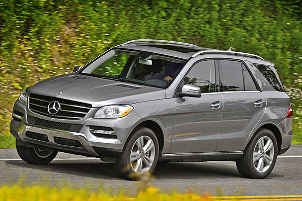 "These systems watch for an inattentive driver and help keep drivers alert. Many Mercedes-Benz vehicles, like the ML350 seen here, have systems like this. <a href=""http://www.latimes.com/business/autos/la-fi-autos-mercedes-ml350-review-20111013,0,4516148.story""><span class=""center_label""><b>Read our full review of the ML350 here.</b></span></a>"