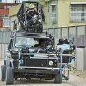 'Skyfall' stunts