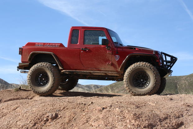 The VWerks Jeep is the first creation from the minds of VWerks, a specialty vehicle outfitter based in Michigan.