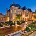 French Normandy Beverly Hills mansion