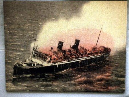 The Morro Castle was a luxury cruise ship that sailed between New York City and Havana in the 1930s. In the early morning of Sept. 8, 1934, while leaving Cuba, the ship caught fire and burned, killing 137 passengers and crew members.