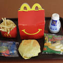 Most child-friendly fast-food chain