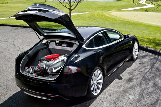 The Tesla Model S is a showpiece of the electric-car maker's design prowess, targeting a demanding and well-heeled niche of customers.