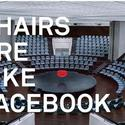 8. Facebook's chair commercial