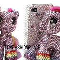Rainbow cute horse iPhone 5 case