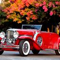 1930 Duesenberg Model J Disappearing-Top Convertible Coupe | $2,640,000