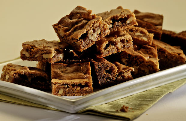 "These brownies flew out of the Test Kitchen. They're scrumptious. <a href=""http://www.latimes.com/features/food/la-fo-sos-butterscotchbrownie-20110407,0,4836064.story"" target=""_blank"">Click here for more.</a>"