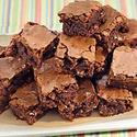 Boudin Bakery's brownies