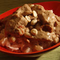 Massaman curry with chicken