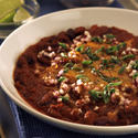 Coast's turkey chili