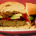 Upper West's veggie burgers