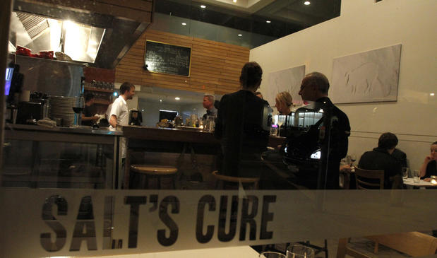 Salt's Cure in West Hollywood.