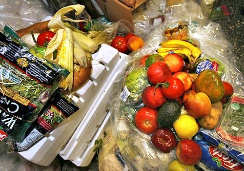 Although some markets in New York City donate edible leftover food to agencies that prepare it for the poor, freegans insist that large amounts still get thrown away.