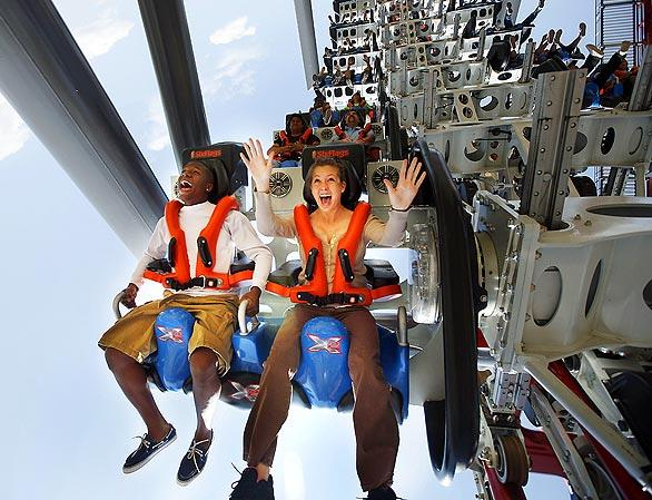 Should rides be tested for the queasy factor?
