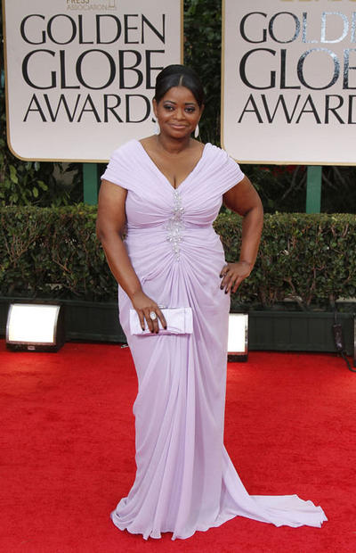 """The Help"" actress Octavia Spencer."