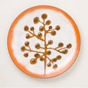Evelyn Ackerman's seed pod dish