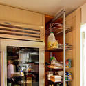 Chef Joaquim Splichal's home kitchen