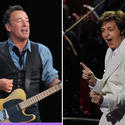 Plug pulled on Bruce Springsteen, Paul McCartney in London