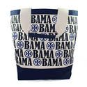 Obama inaugural tote by Tory Burch