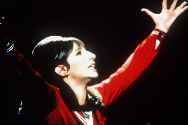 "Singer-actress Barbra Streisand, seen here in ""Funny Girl,"" is profiled in the new biography ""Hello Gorgeous: Becoming Streisand"" by William J. Mann."