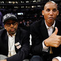Spike Lee, Reggie Miller