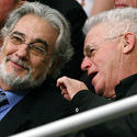 Placido Domingo, Marc Stern