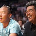 Anthony Kim, George Lopez