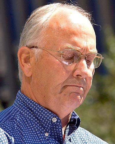 Sen. Larry Craig (R-Idaho) pleaded guilty to disorderly conduct in an airport restroom and was admonished by the Senate Ethics Committee. He resisted calls to resign, but did not seek reelection in 2008.