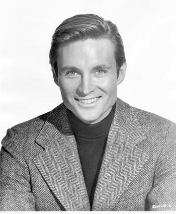 John Phillip Law in a 1971 studio publicity photo.