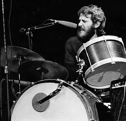 "Levon Helm in 1979. A note posted on his website by his wife and daughter Tuesday said: ""Please send your prayers and love to him as he makes his way through this part of his journey."""