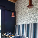 Superba Snack Bar banquette