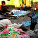 Bodies in Haiti