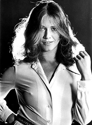 "A promotional photo of adult film star Marilyn Chambers from the early 1970s. Chambers, 56, was found dead at her home in Canyon Country, Calif., on Sunday.<br> <br> <b>Related:</b><br> <br> <a href=""http://www.latimes.com/news/obituaries/la-me-marilyn-chambers14-2009apr14,0,2571017.story"">Marilyn Chambers dies at 56; '70s porn star and Ivory Snow model</a>"