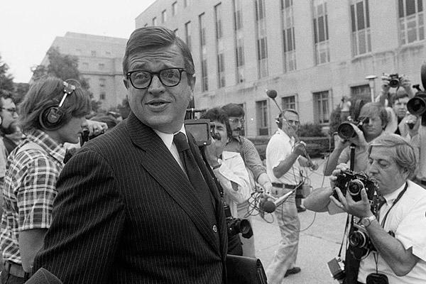 "Charles ""Chuck"" Colson went to prison after serving as Richard Nixon's ""hatchet man"" in the Watergate era. Behind bars, the born-again Christian founded the world's largest prison ministry. Above, Colson arrives in court in 1974. He was 80. <a href=""http://www.latimes.com/news/obituaries/la-me-charles-colson-20120422,0,1214199.story""><span class=""center_label"">Full obituary</span></a><br> <br> <a href=""http://www.latimes.com/news/obituaries/la-me-2011notables-gallery,0,155600.photogallery""><span class=""center_label"">Notable deaths of 2011</span></a>"