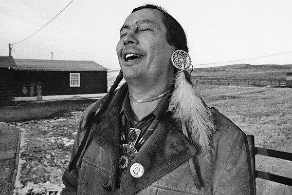 "As one of the leaders of the famed 1973 occupation of Wounded Knee, S.D., he helped thrust the plight of Native Americans into the national spotlight. He later launched a career as an actor with roles in films including ""The Last of the Mohicans"" and ""Natural Born Killers."" He was 72. <a href=""http://www.latimes.com/news/obituaries/la-me-russell-means-20121023,0,6323784.story"" class=""center_label"">Full obituary</a><br><br>