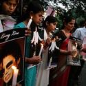 Mourning Michael Jackson in India