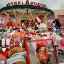 Stadium shrine