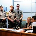 Lindsay Lohan in court on felony charge
