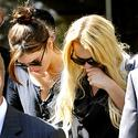 Linsday Lohan probation hearing