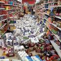 Chino Hills earthquake - K-Mart