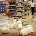 Chino Hills earthquake - Milk
