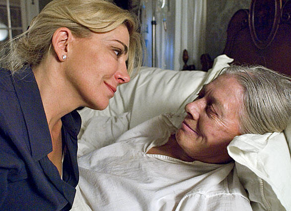 "Natasha Richardson and her mother, Vanessa Redgrave, worked together again in the 2007 film ""Evening."""