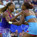 Williams' sisters colorful outfits